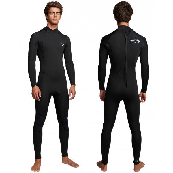 Imagén: Fato Surf Billabong Furnace Absolute 4/3mm BZ