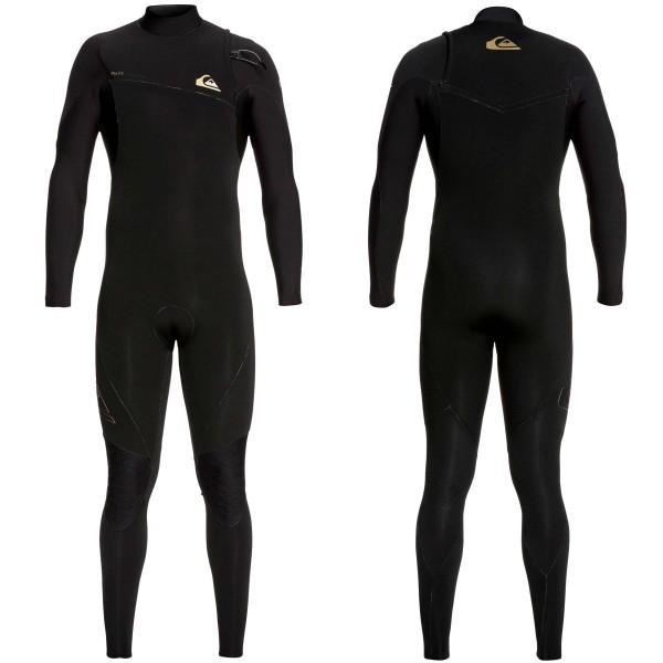 Imagén: Wetsuit Quiksilver Highline LITE 4/3mm Zipless