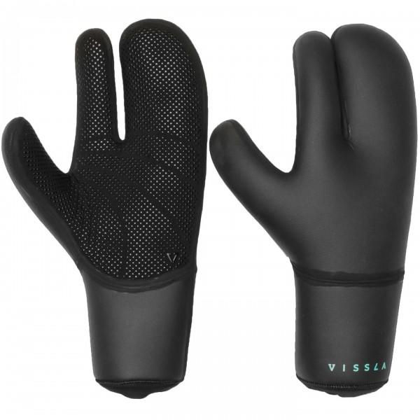 Imagén: Luvas VISSLA 7 Seas 3 fingers