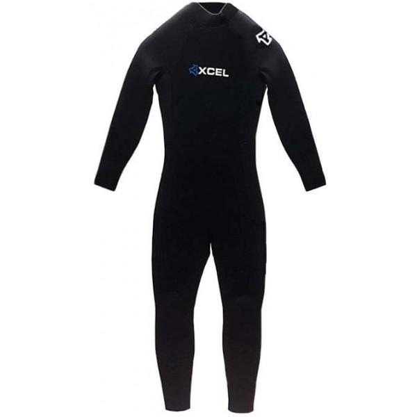 Imagén: Fato de mergulho XCEL Iconx 4/3mm Kids