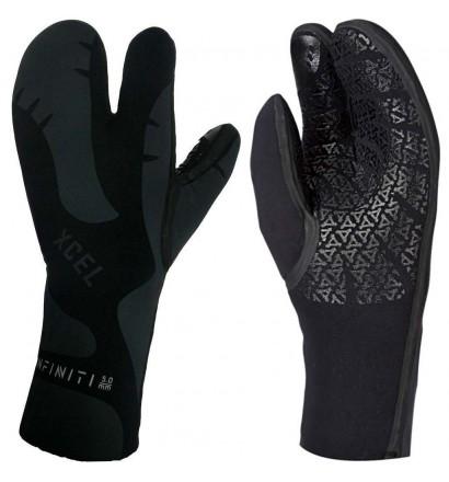 XCEL Infiniti 3 finger gloves