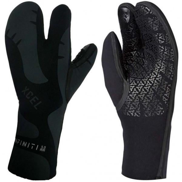 Imagén: Luvas XCEL Infiniti 3 finger gloves