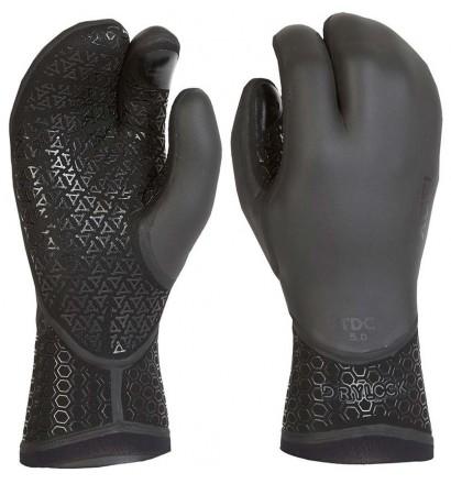 XCEL 3 fingers 3mm Drylock Gloves