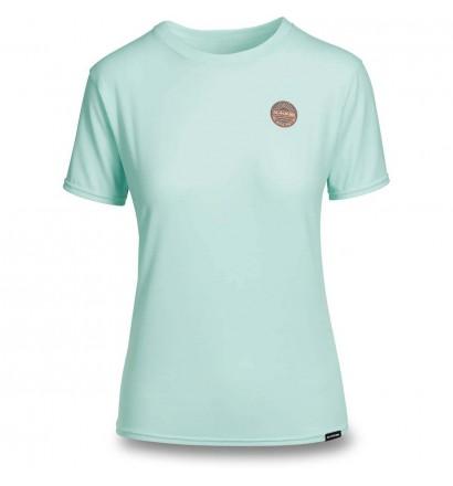 T-shirt acqua Dakine Dauntless Loose Fit