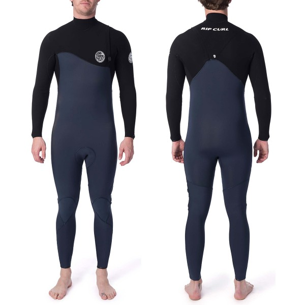 Imagén: Rip Curl 4/3mm Flash-Bomb Zip-Free Wetsuit