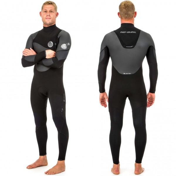Imagén: Wetsuit Rip Curl Flash-Bomb Heatseeker 4/3mm