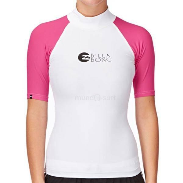 Imagén: Lycra de surf Chica Billabong Logo In