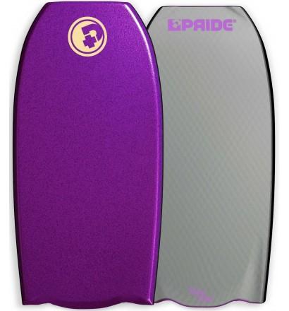 Tabla de Bodyboard Pride Royal Flush PP+SNPP Bat Tail