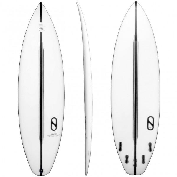 Imagén: Tabla de surf Slater Design Gamma LFT 5