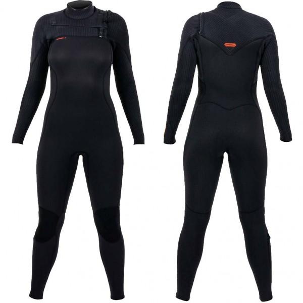 Imagén: Wetsuit O´Neill Hyperfreak Womens 5/4mm+