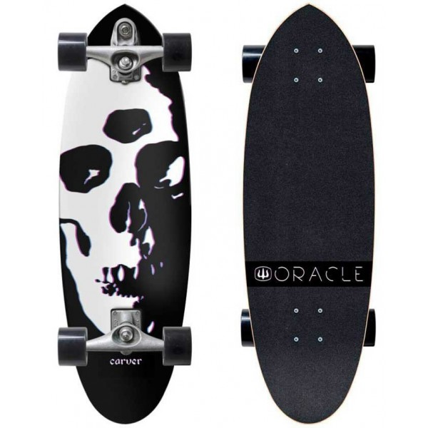 Imagén: Prancha de surfskate Carver Oracle 31