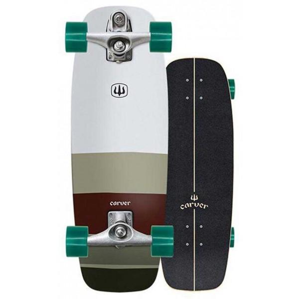 Imagén: Planche de surfskate Carver Mini Simms 27,5