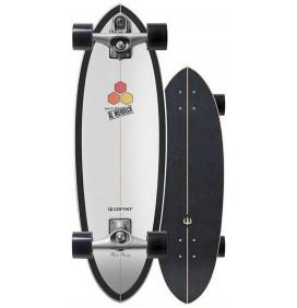 Tabla de surfskate Carver CI Black Beauty 31,75'' C7