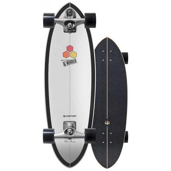 Imagén: Prancha de surfskate Carver CI Black Beauty 31,75