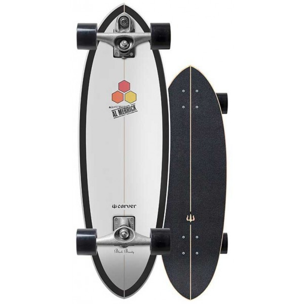 Imagén: surfskate Carver CI Black Beauty 31,75