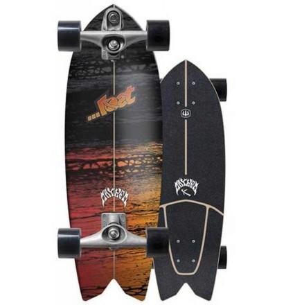 Planche de surfskate Carver Lost Psycho Killer 28'' C7