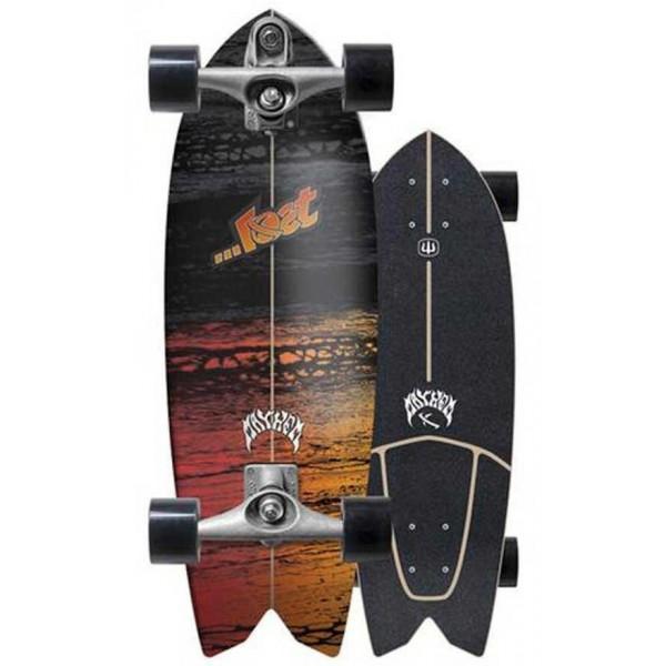 Imagén: surfskate Carver Lost Psycho Killer 29