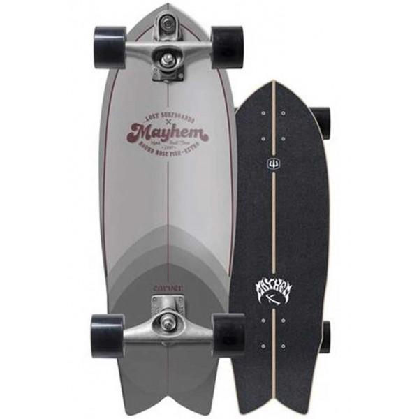 Imagén: Planche de surfskate Carver Lost RNF Retro 29,5