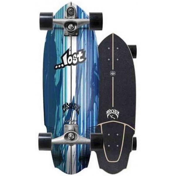 Imagén: Prancha de surfskate Carver Lost V3 Rocket 30
