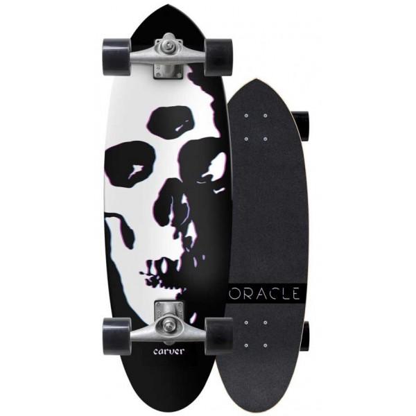 Imagén: surfskate Carver Oracle 31