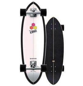 Prancha de surfskate Carver CI Black Beauty 31,75'' Cx