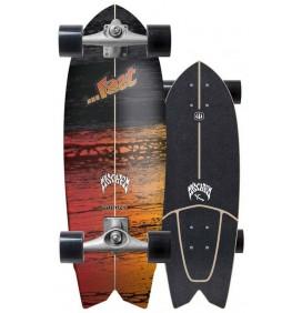 Tabla de surfskate Carver Lost Psycho Killer 28'' Cx