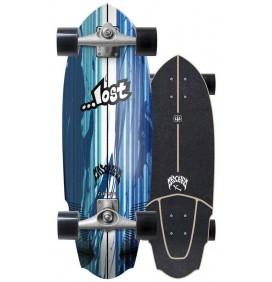 surfskate Carver Lost V3 Rocket 30'' Cx