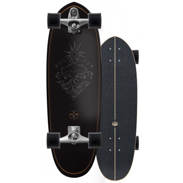 Imagén: Prancha de surfskate Carver Origin 31,5
