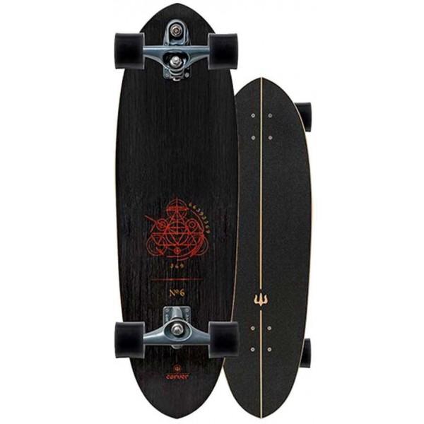 Imagén: Planche de surfskate Carver Haedron No.6 33