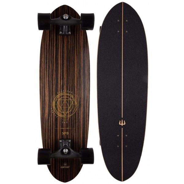 Imagén: Prancha de surfskate Carver Haedron No.9 35