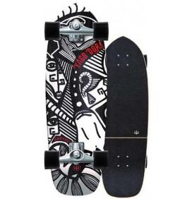 surfskate Carver Yago Skinny Goat 30,75'' Cx