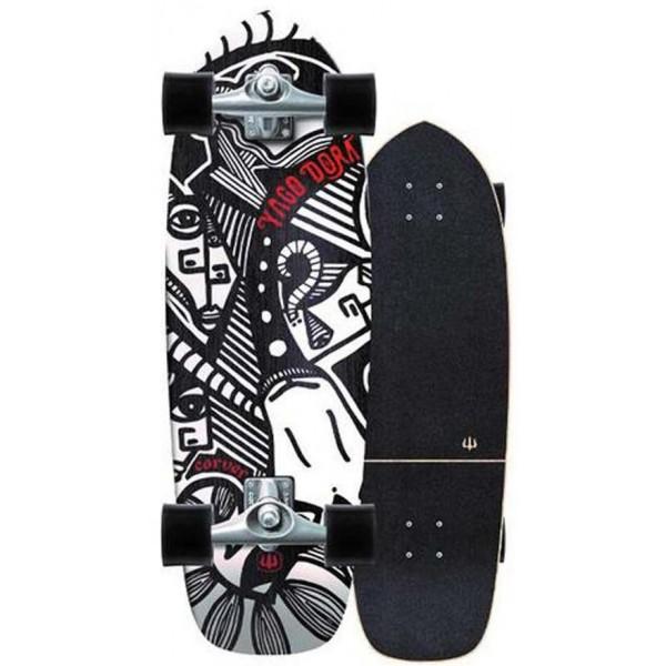 Imagén: Prancha de surfskate Carver Yago Skinny Goat 30,75