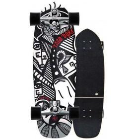 Prancha de surfskate Carver Yago Skinny Goat 30,75'' C7