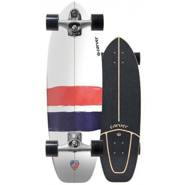 Imagén: surfskate Carver USA Thruster 32,25