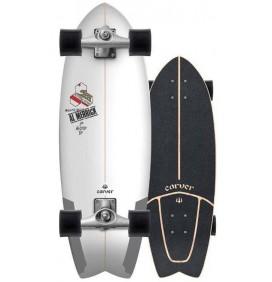 Prancha de surfskate Carver CI Pod Mod 29,25'' Cx