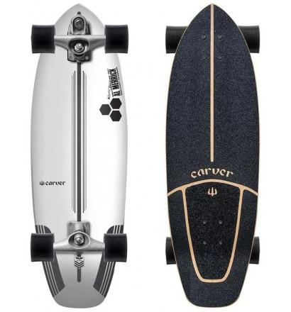 Prancha de surfskate Carver CI Flyer 30,75'' C7