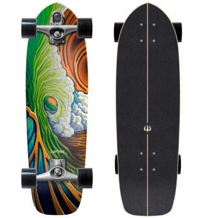 Surfskate Carver Greenroom 33,75'' C7