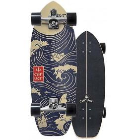 surfskate Carver Snapper 28'' C7