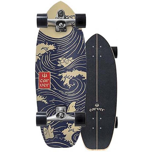 Imagén: Prancha de surfskate Carver Snapper 28