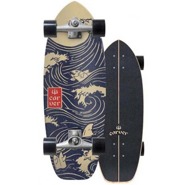 Imagén: surfskate Carver Snapper 28