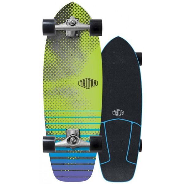 Imagén: Prancha de surfskate Triton Xenon Cx 29