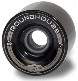 Carver Roundhouse wheels Mag 70mm