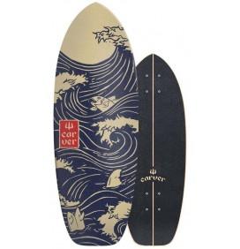 surfskate Carver Snapper 28''