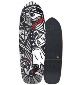 Planche de surfskate Carver Yago Skinny Goat 30,75''
