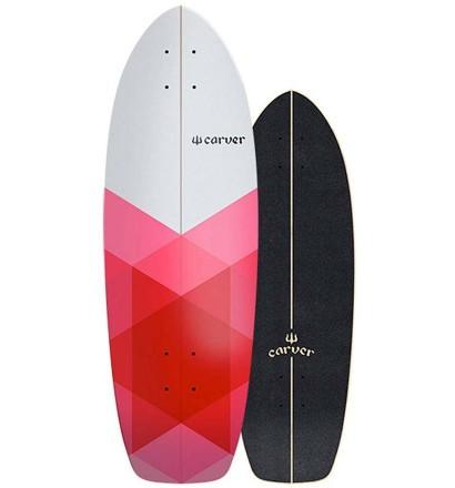 Prancha de surfskate Carver Firefly 30.25''