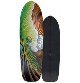 surfskate Carver Greenroom 33,75''