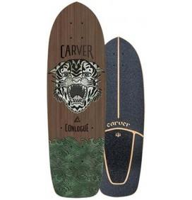 surfskate Carver Conlogue Sea tiger 29,5''