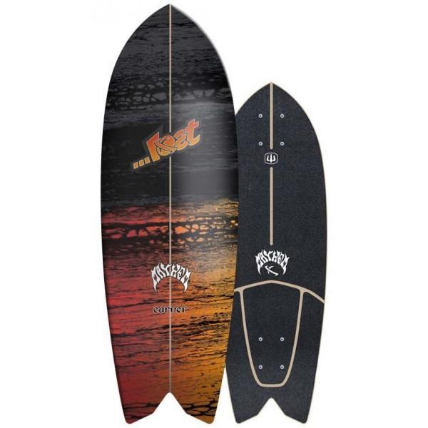 Imagén: Prancha de surfskate Carver Lost Psycho Killer 28
