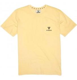 Camiseta Vissla Golden Tooth Pocket