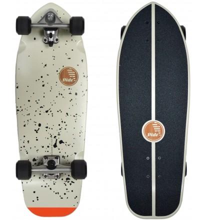 Prancha de surfskate Slide Joyful Splatter 30''